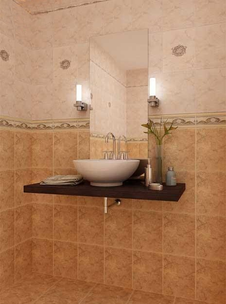 Pose de carrelage mural salle de bain etablir un devis - Comment recouvrir un carrelage de salle de bain ...
